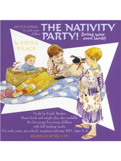 Sheila Wilson: The Nativity Party! (Bring Your Own Lamb) - CD CDs |