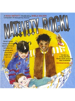 Sheila Wilson: Nativity Rock! (CD) CDs |