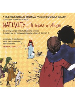 Sheila Wilson: Nativity... It Takes A Village (CD) CDs |