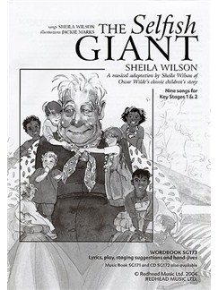 Sheila Wilson: The Selfish Giant (Wordbook) Books |