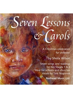 Sheila Wilson: 7 Lessons And Carols (CD) CDs | Voice