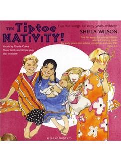 Sheila Wilson: Tiptoe Nativity! - CD CDs |