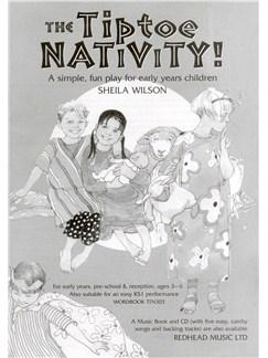 Sheila Wilson: Tiptoe Nativity! - Word Book Books | Voice