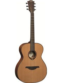 LAG: Tramontane T200A - Auditorium Acoustic Guitar Instruments | Acoustic Guitar