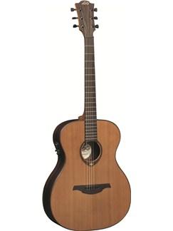 LAG: Tramontane T300AE - Auditorium Electro Acoustic Guitar Instruments | Electro-Acoustic Guitar