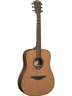 LAG: Tramontane T300D - Dreadnought Acoustic Guitar Instruments | Acoustic Guitar