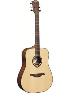 LAG: Tramontane T400D - Dreadnought Acoustic Guitar Instruments | Acoustic Guitar