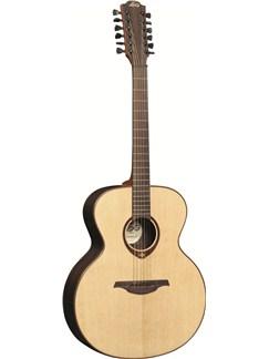 LAG: Tramontane T400J12 - Jumbo 12-String Acoustic Guitar Instruments | Acoustic Guitar, 12-String Guitar