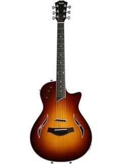 Taylor: T5Z Standard Electro-Acoustic Guitar - Tobacco Sunburst Instruments | Electro-Acoustic Guitar
