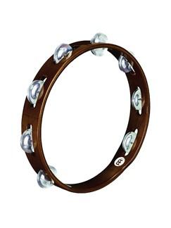 Meinl: Tambourine Aluminium Jingles - African Brown Instruments | Percussion