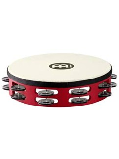Meinl: Touring Tambourines 2 Row Version - Red Instruments | Percussion