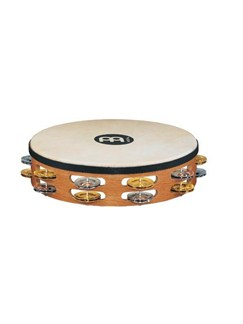 Meinl: Headed Recording-Combo Wood Tambourines 2 Row Version - Super Natural Instruments | Percussion