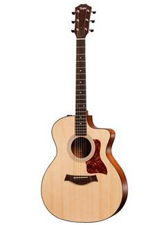 Taylor: 114ce Grand Auditorium Electro-Acoustic Guitar Instruments | Acoustic Guitar