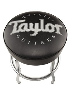 Taylor: Black Bar Stool  |