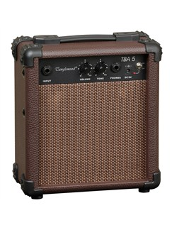 Tanglewood: TBA 5 Mini Acoustic Amp - 5 Watt  |