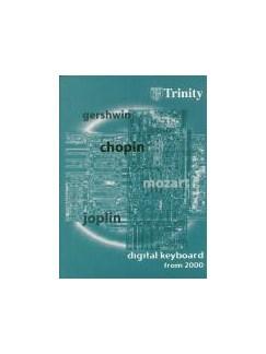 Trinity: Digital Keyboard Grades 6-8 Books | Keyboard