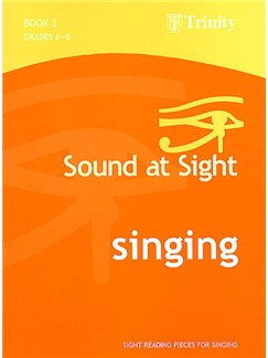 Sound At Sight Singing - Book 3 Books | Voice