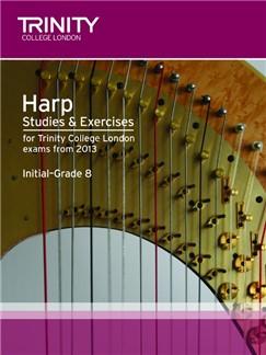 Trinity College London: Harp Studies & Exercises 2013 Books | Harp