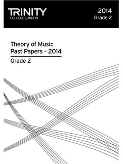 Trinity College London: Theory Past Papers 2014 - Grade 2 Books | All Instruments