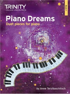 Trinity College London: Piano Dreams - Duets Book 1 Books | Piano Duet