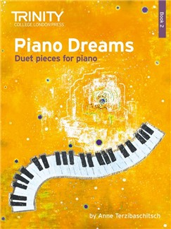 Trinity College London: Piano Dreams - Duets Book 2 Books | Piano Duet