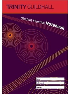 Trinity Guildhall: Student Practice Notebook - Second Edition Book Books |