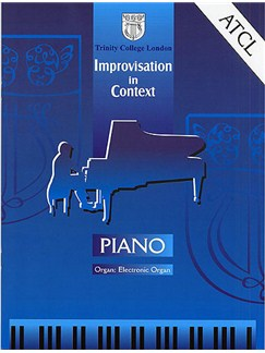 Trinity College London: Improvisation In Context (Piano) Books | Piano, Organ, Keyboard