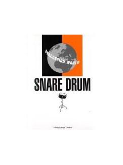 Percussion World: Snare Drum Books   Percussion
