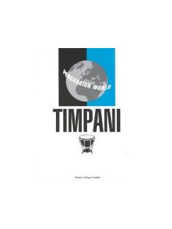 Percussion World: Timpani Books | Timpani