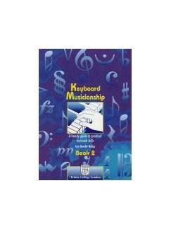 David Bray: Keyboard Musicianship Book 2 Books | Piano or Keyboard