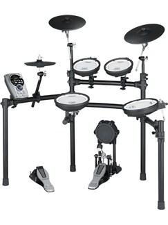 Roland: TD-15K V-Tour Electronic Drum Kit Instruments | Drums
