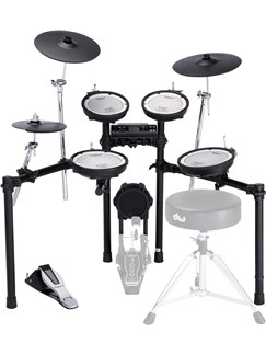 Roland: TD-4KX2 V-Compact Electronic Drum Kit Instruments | Drums