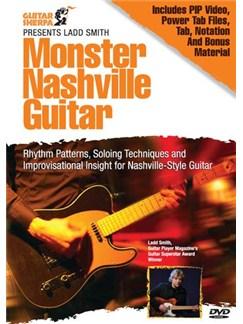 Ladd Smith - Monster Nashville Guitar DVDs / Videos | Guitar