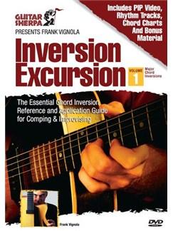 Frank Vignola - Inversion Excursion DVDs / Videos   Guitar