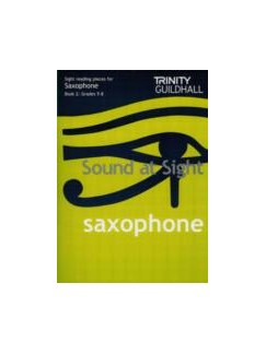 Sound At Sight: Saxophone Book 2 (Grade 5-8) Books | Saxophone