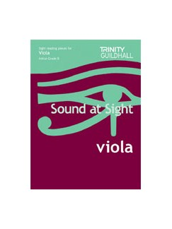 Sound At Sight: Viola (Initial - Grade 8) Books | Viola