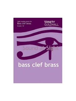 Sound At Sight: Bass Clef Brass (Grades 1-8) Books | Bass Clef Brass Instruments