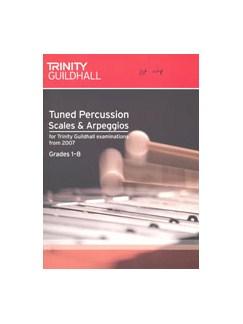 Trinity College London: Tuned Percussion - Scales and Arpeggios Books | Xylophone/Marimba