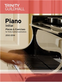 Trinity Guildhall: Piano Initial - Pieces And Exercises 2012-2014 Libro | Piano