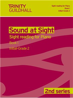 Trinity Guildhall: Sound At Sight 2nd Series - Piano Book 1 (Initial-Grade 2) Books | Piano
