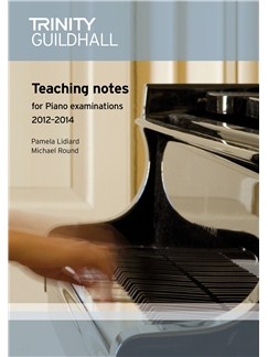 Trinity Guildhall: Teaching Notes For Piano Examination Pieces Initial-Grade 8 (2012-2014) Books | Piano