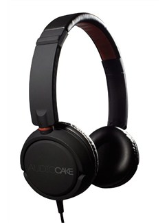 Audiocake: TGI Headphones - Black  |