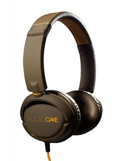 Audiocake: TGI Headphones - Brown  |