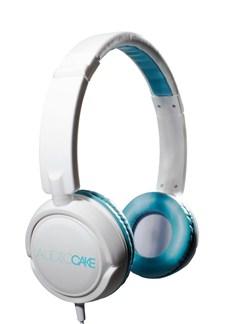 Audiocake: TGI Headphones - White  |