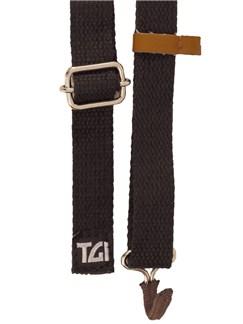 TGI: Ukulele Strap - Black  | Ukulele