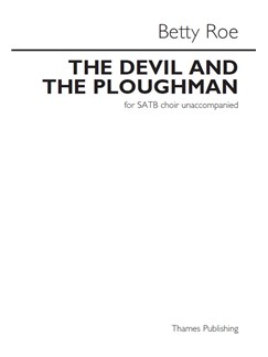 Arr. Betty Roe: The Devil And The Ploughman Buch | SATB (Gemischter Chor), Chor