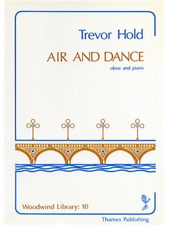 Trevor Hold: Air And Dance Books | Oboe, Piano
