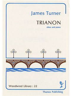 James Turner: Trianon Books | Oboe, Piano Accompaniment