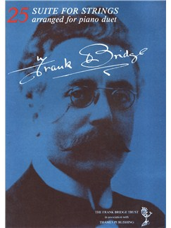 Frank Bridge: Suite For Strings (Arranged For Piano Duet) Books   Piano Duet