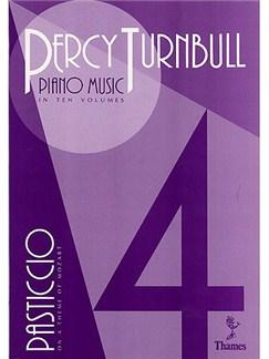 Percy Turnbull: Piano Music Volume 4 Pasticcio On A Theme Of Mozart Books   Piano